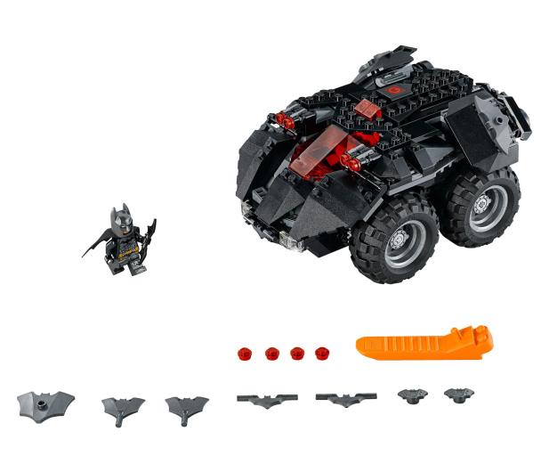 LEGO Super Heroes Zdalnie sterowany Batmobil - 442593 - zdjęcie 2