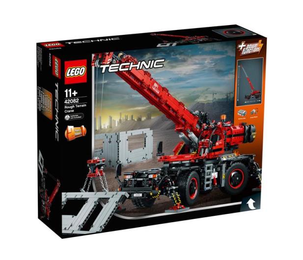 LEGO Technic Dźwig - 442567 - zdjęcie