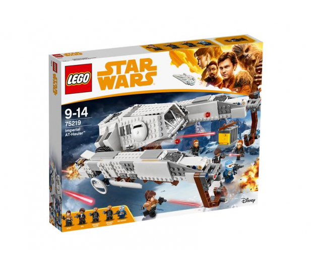 LEGO Star Wars Imperialny AT-Hauler - 442573 - zdjęcie