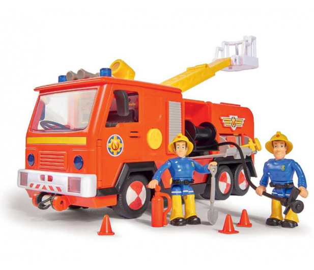 Simba Strażak Sam Wóz strażacki Jupiter 2.0 - 442382 - zdjęcie