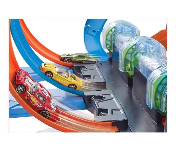Hot Wheels Pętle Grozy - 442751 - zdjęcie 5