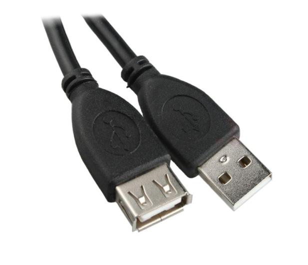 Gembird Przedłużacz USB 2.0 - USB 2.0 1,8m - 64397 - zdjęcie