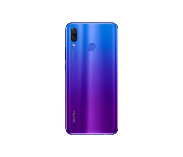 Huawei Nova 3 Dual SIM Purpurowy - 441913 - zdjęcie 3