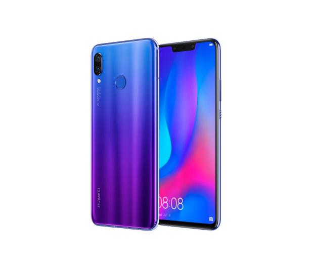 Huawei Nova 3 Dual SIM Purpurowy - 441913 - zdjęcie 5