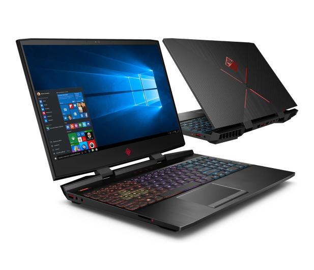 HP OMEN 15 i5-8300H/8GB/240/Win10 GTX1050Ti IPS  - 468558 - zdjęcie 1