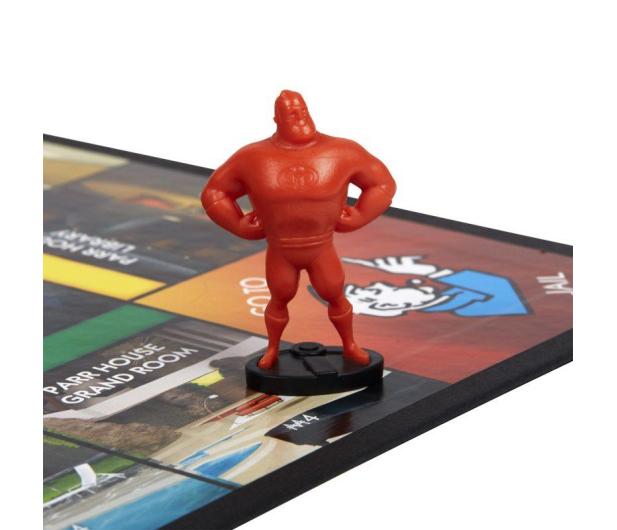 Hasbro Monopoly Junior Iniemamocni 2 - 450900 - zdjęcie 3