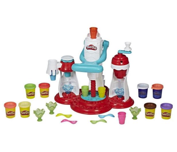 Play-Doh Zakręcona Lodziarnia 3w1 - 450917 - zdjęcie