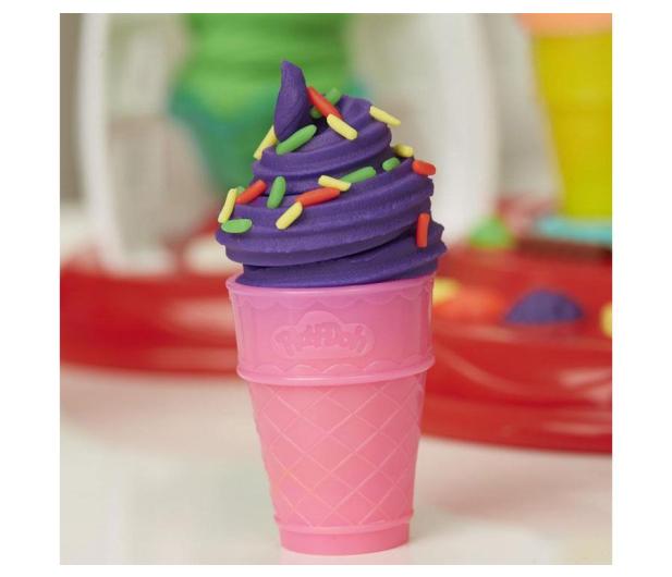 Play-Doh Zakręcona Lodziarnia 3w1 - 450917 - zdjęcie 3