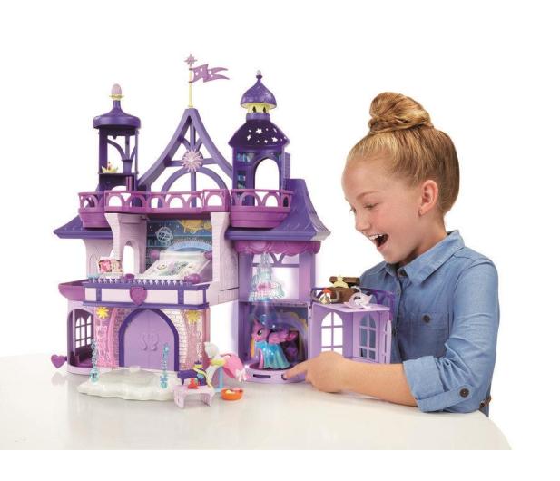 My Little Pony Magiczna Szkoła Przyjaźni Twilight Sparkle - 450893 - zdjęcie 2