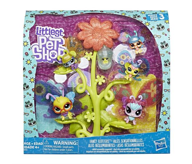 Littlest Pet Shop Zestaw fantazyjnych zwierzaków - 450890 - zdjęcie 3