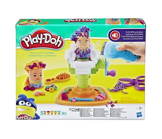 Play-Doh Afera u fryzjera - 450905 - zdjęcie 2