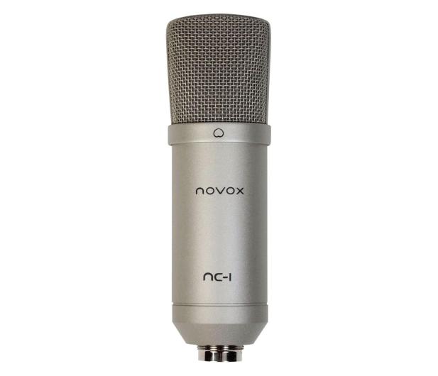 Novox NC-1 Silver USB - 450834 - zdjęcie