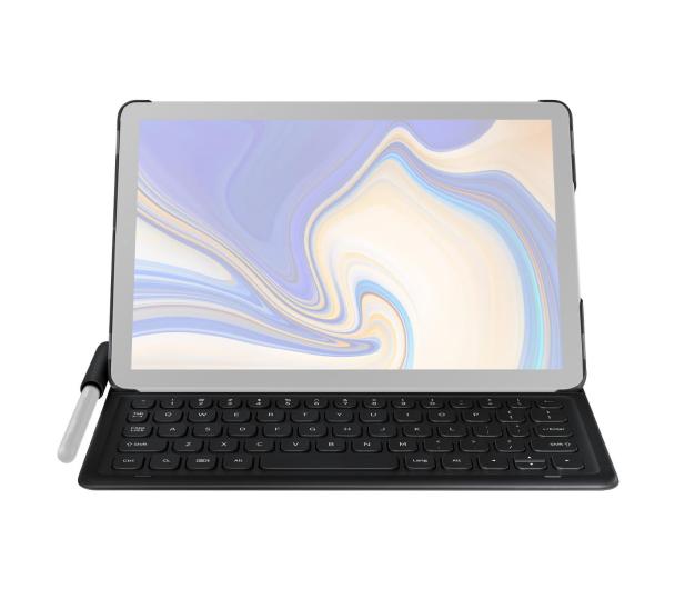 Samsung Book Cover Keyboard do Galaxy Tab S4 czarny - 450840 - zdjęcie