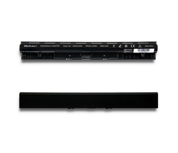 Qoltec Bateria do Lenovo L12M4E01 2200mAh 14.8V - 451003 - zdjęcie