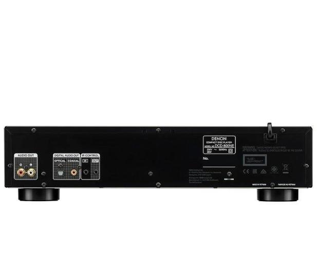 Denon DCD-800NE Czarny - 437807 - zdjęcie 3