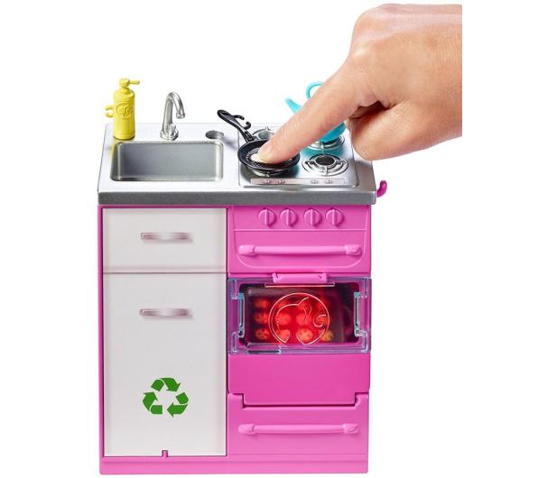 Barbie Idealny Domek dla lalek światła i dźwięki - 451652 - zdjęcie 6