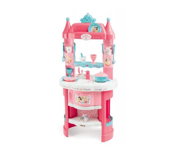 Smoby Disney Princess Kuchnia Księżniczki - 451715 - zdjęcie