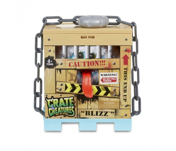 MGA Entertainment Crate Creatures Surprise Stworek Blizz - 451793 - zdjęcie 4