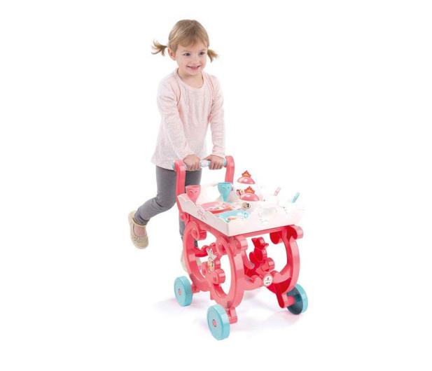 Smoby Disney Princess Wózek Księżniczki z zastawą - 451719 - zdjęcie 3
