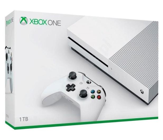 Microsoft Xbox One S 1TB + GoW4 + The Crew + Steep - 484580 - zdjęcie 2
