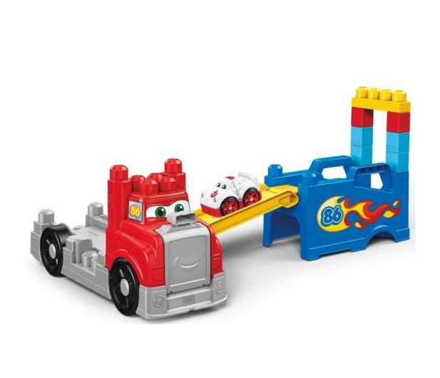 Mega Bloks Ciężarówka Buduj i ścigaj się - 452174 - zdjęcie 1