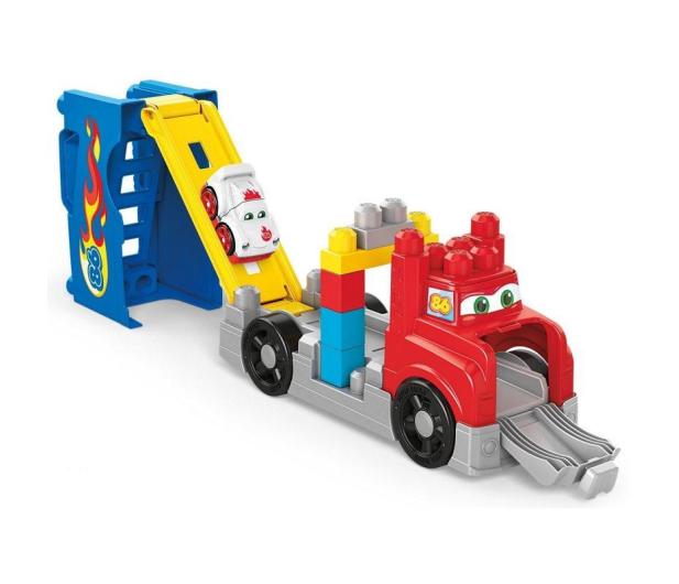 Mega Bloks Ciężarówka Buduj i ścigaj się - 452174 - zdjęcie 2