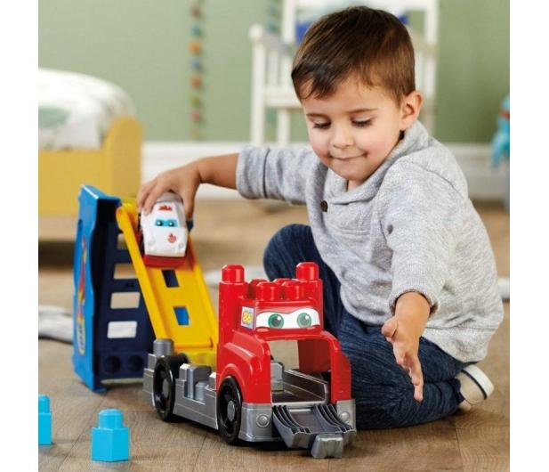 Mega Bloks Ciężarówka Buduj i ścigaj się - 452174 - zdjęcie 6