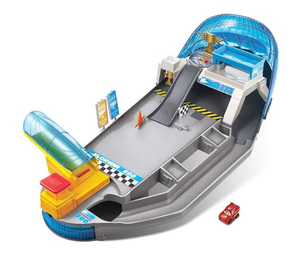 Mattel Disney Cars Mikroauta Kaskaderska Arena  - 447406 - zdjęcie 3