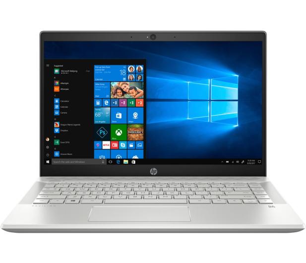 HP Pavilion 14 i5-8250U/8GB/256PCIe/W10/IPS Silver - 446884 - zdjęcie 2