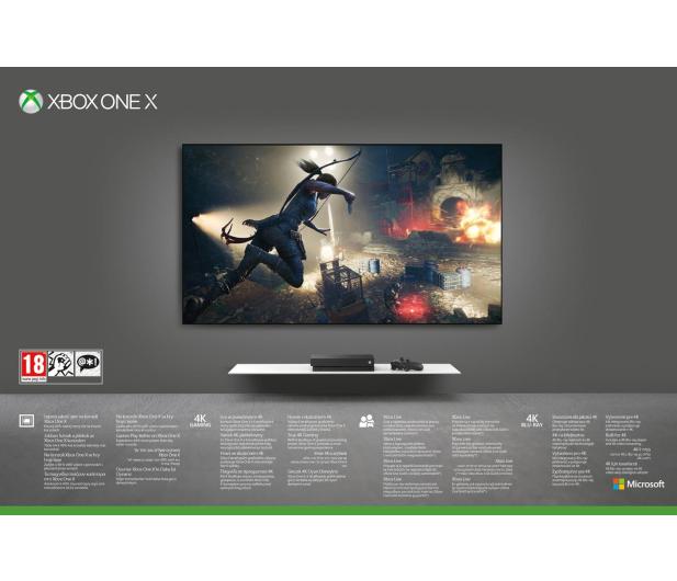 Microsoft Xbox One X 1TB  SOTTR+GoW4+Fifa19+EA Access  - 447457 - zdjęcie 6