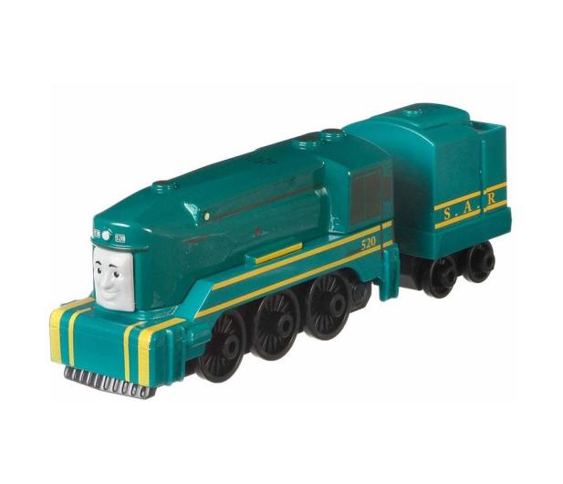 Fisher-Price Tomek i Przyjaciele Duża lokomotywa Shane - 447744 - zdjęcie