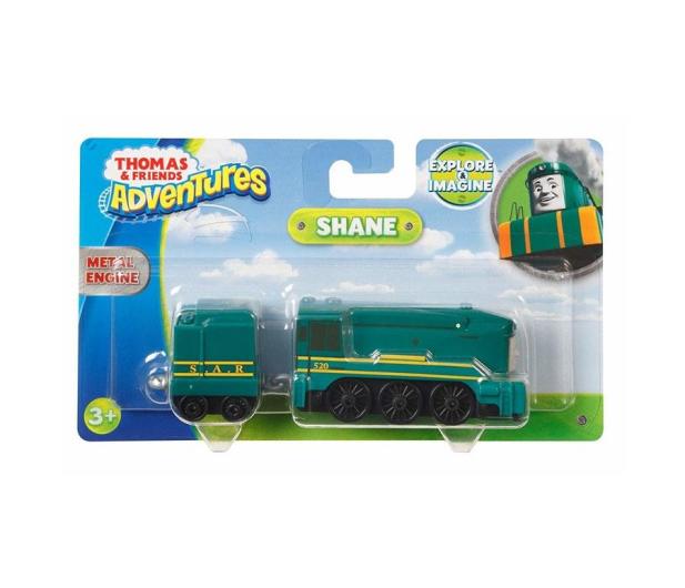 Fisher-Price Tomek i Przyjaciele Duża lokomotywa Shane - 447744 - zdjęcie 2