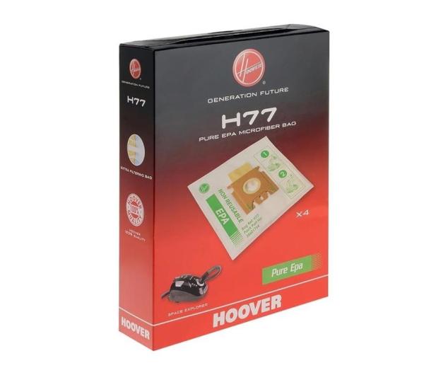 Hoover worki do odkurzacza H77 4 szt. - 446224 - zdjęcie