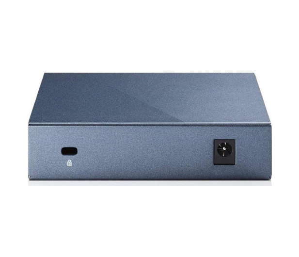 TP-Link 5p TL-SG105 Metal (5x10/100/1000Mbit) - 127182 - zdjęcie 3