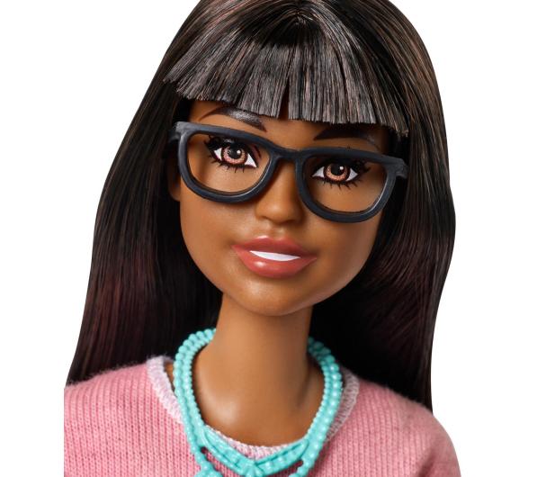 Barbie Nauczycielka Lalka + akcesoria - 471328 - zdjęcie 3