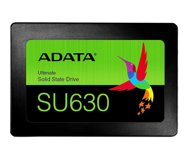 "ADATA 480GB 2,5"" SATA SSD Ultimate SU630  - 474478 - zdjęcie"