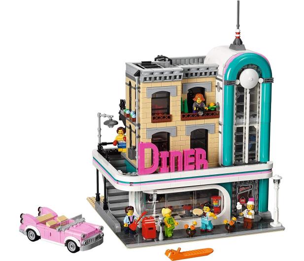 LEGO Creator Bistro w śródmieściu - 474676 - zdjęcie 2