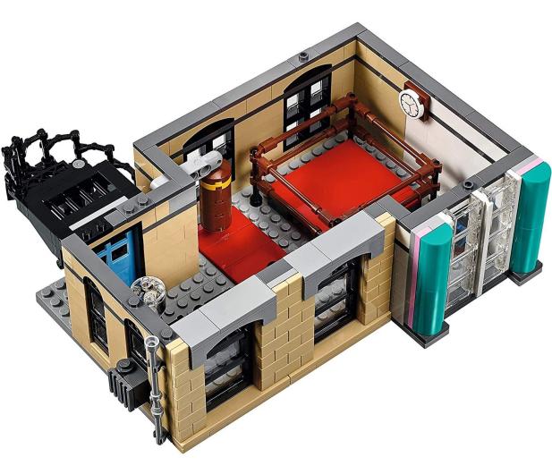 LEGO Creator Bistro w śródmieściu - 474676 - zdjęcie 5