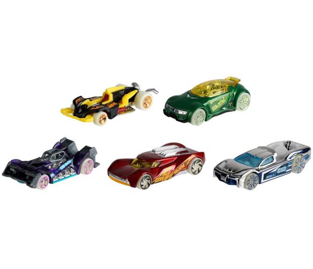 Hot Wheels Zestaw samochodzików 5-pak - 471497 - zdjęcie 2