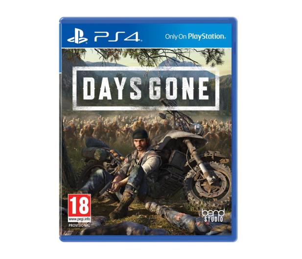 Sony Playstation 4 Pro 1 TB + Days Gone - 491310 - zdjęcie 7