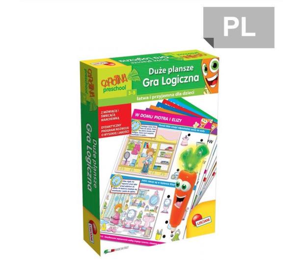 Lisciani Giochi Carotina gra logiczna - 419693 - zdjęcie