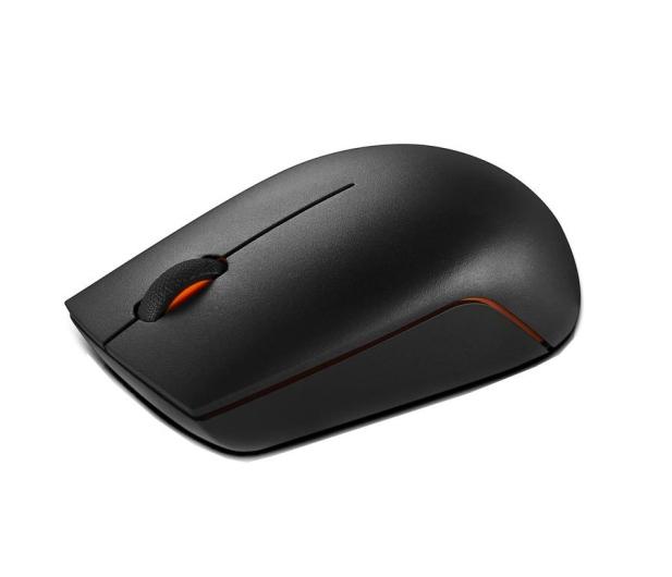 Lenovo 300 Wired Mouse (czarny) - 474414 - zdjęcie 3