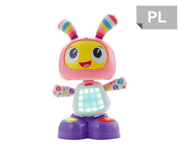 Fisher-Price Robot Bella - Tańcz i śpiewaj ze mną! - 383250 - zdjęcie