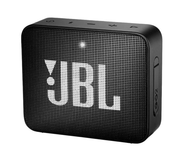 JBL GO 2 Czarny - 427910 - zdjęcie