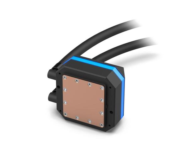 SilentiumPC Navis RGB 240 2x120mm - 473108 - zdjęcie 5