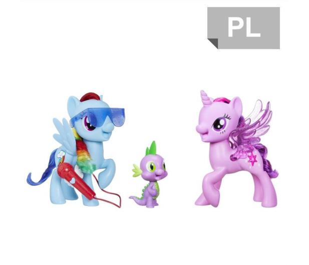 My Little Pony Śpiewająca Twilight + Śpiewająca Rainbow Dash  - 468705 - zdjęcie