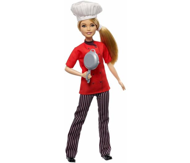 Barbie Kariera Szef Kuchni - 475885 - zdjęcie 3