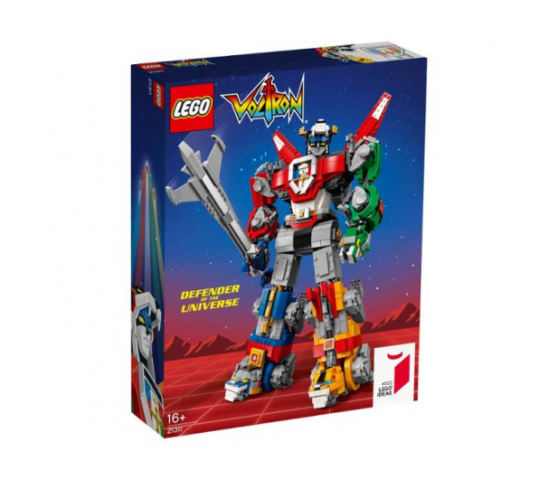 LEGO IDEAS Voltron - 475937 - zdjęcie