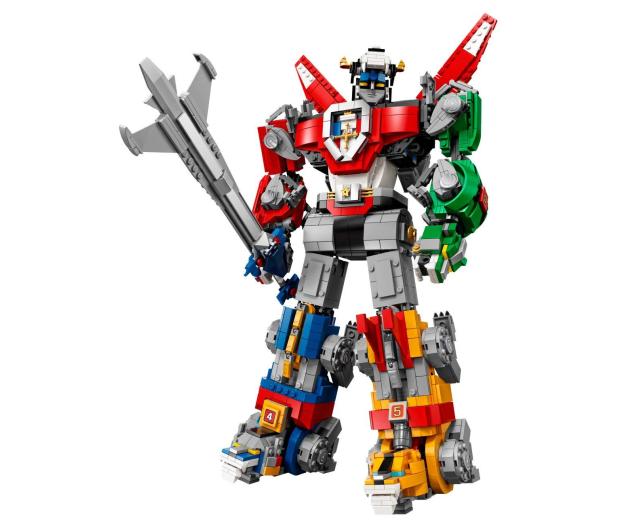 LEGO IDEAS Voltron - 475937 - zdjęcie 2