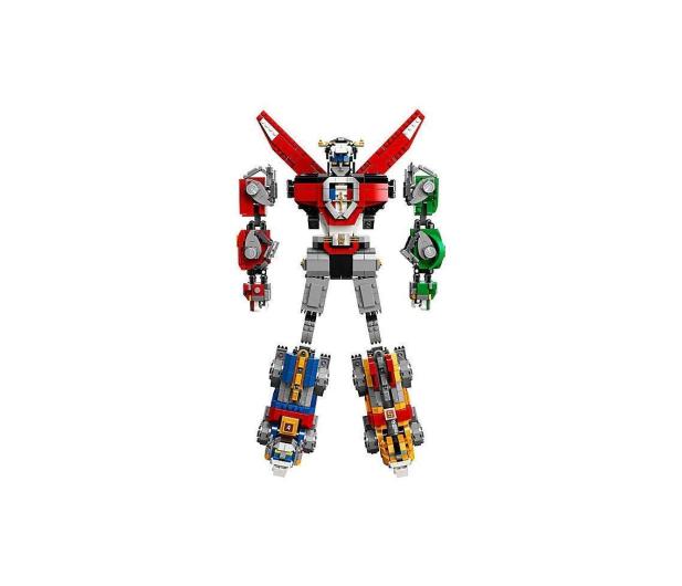 LEGO IDEAS Voltron - 475937 - zdjęcie 4
